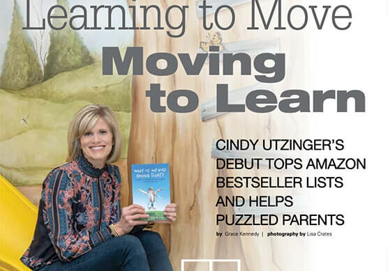 Currents Magazine - Learning to Move, Moving to Learn - Cindy Utzinger